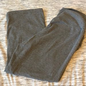 Pants - Maternity gaucho pants